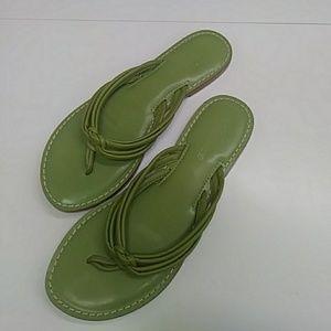 Flip flop sandals by Madeline